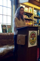 Author Rebecca Dinerstein at Bookstopia Northshire Bookstore
