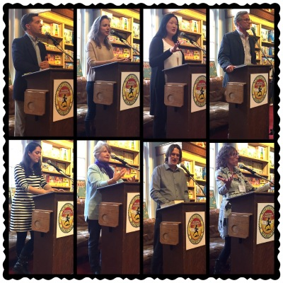 Booktopia 2016 Authors at Northshire Bookstore