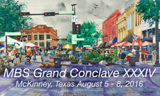MBS Grand Conclaive, McKinney, Texas