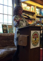 Author B. A. Shapiro at Booktopia Northshire Bookstore