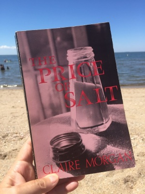 The Price of Salt by Clarie Morgan (aka Carol by Patricia Highsmith)