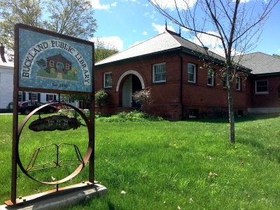 Buckland Public Library