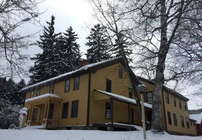 Arrowhead Herman Melville Home (WildmooBooks.com)