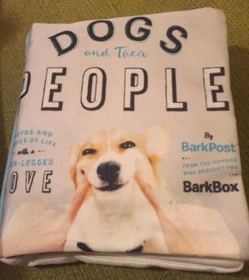 WildmooBooks - BarkBox toy