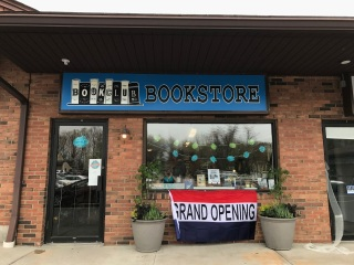 Book Club Bookstore Grand Opening, South Windsor, CT (WildmooBooks.com)