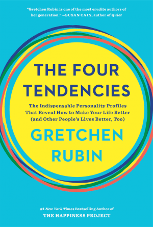 The Four Tendencies by Gretchen Rubin (wildmoobooks.com)
