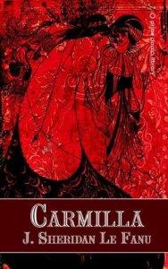 Carmilla by J. Sheridan Le Fanu (WildmooBooks.com)