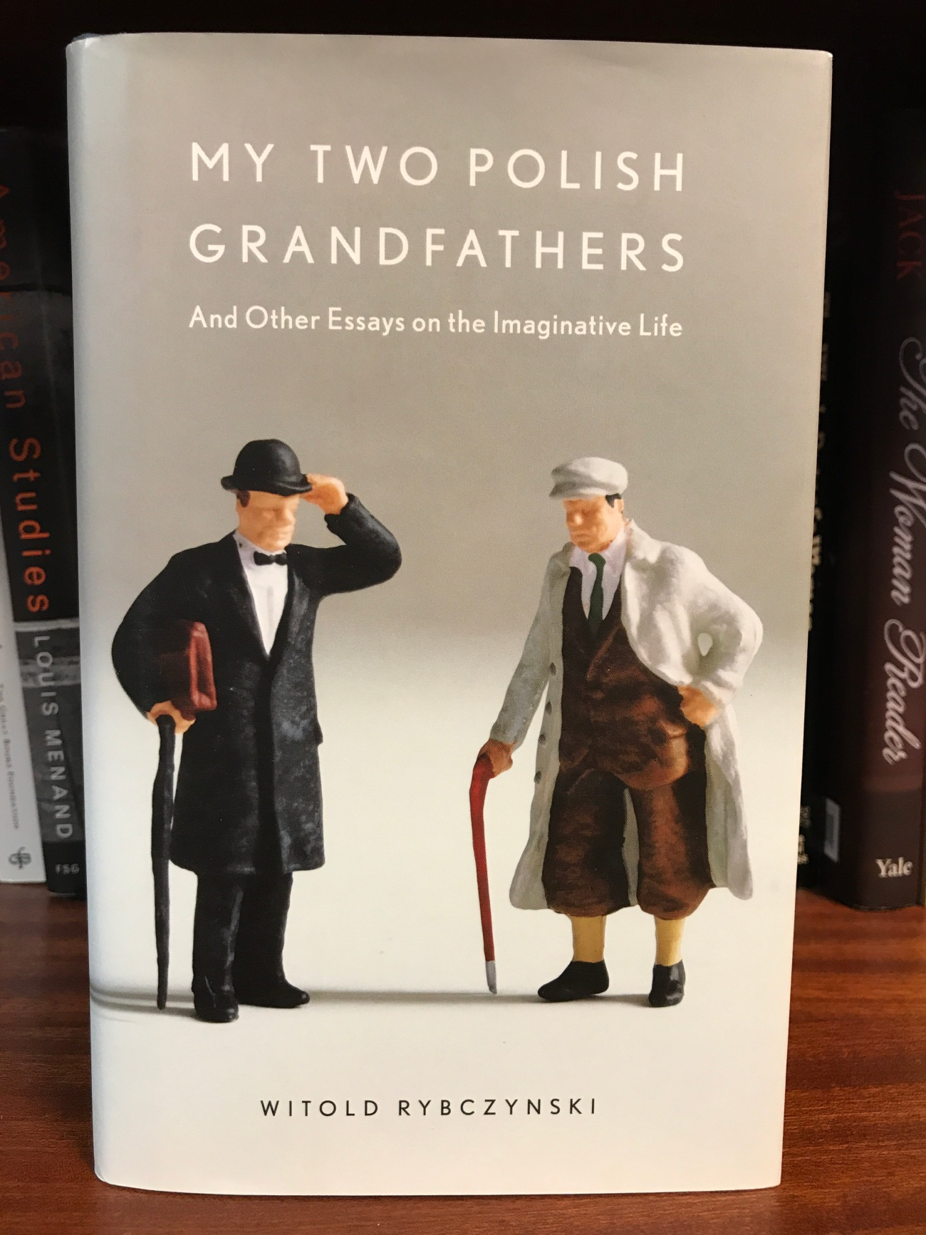 My Two Polish Grandfathers by Witold Rybczynski (WildmooBooks.com)