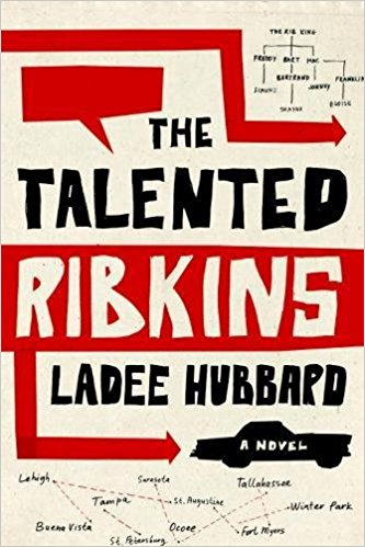 The Talented Ribkins by Ladee Hubbard (WildmooBooks.com)