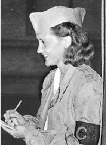"Elizabeth ""Betty"" McIntosh OSS Agent, WWII (WildmooBooks.com)"