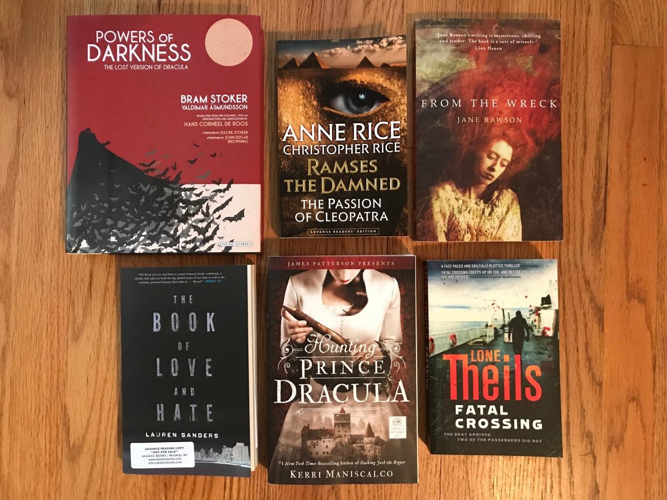 #RIPXII TBR Covers (WildmooBooks.com)