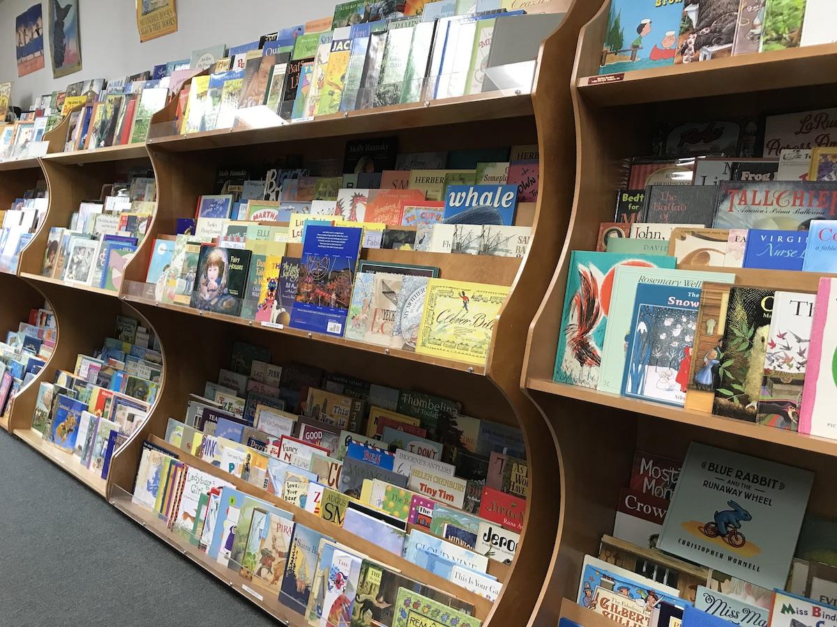 Toadstool Bookshop, Used Picture Books, Peterborough, NH (WildmooBooks.com)
