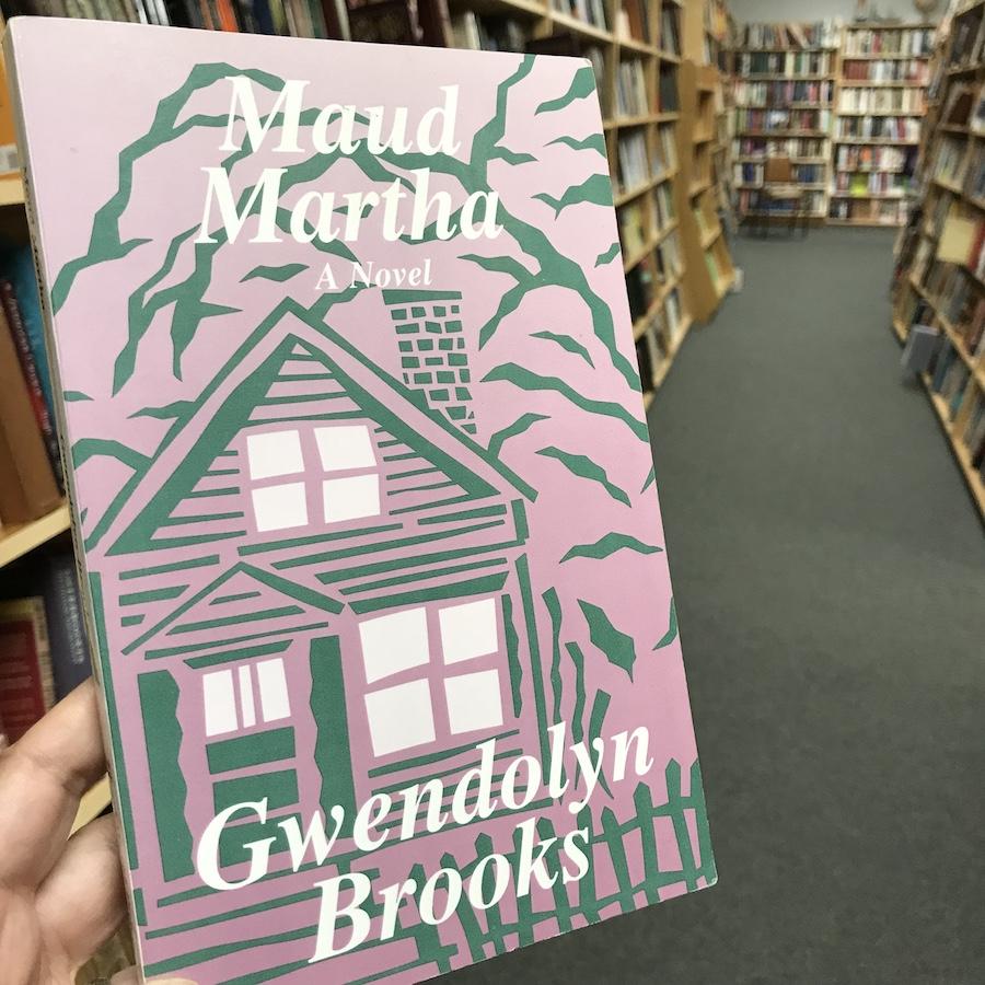 Maud Martha by Gwendolyn Brooks (WildmooBooks.com)