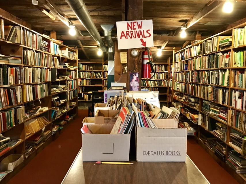 New Arrivals! Whitlock's Book Barn (WildmooBooks.com)