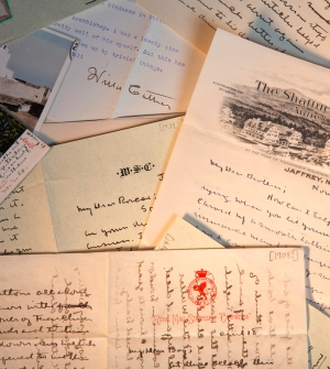 Cather Letters from the Willa Cather Archive (WildmooBooks.com)
