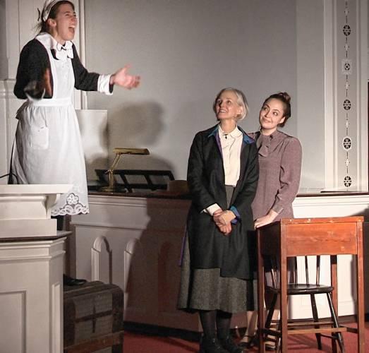 Cast of Kindness & Cruelty: Willa Cather in Jaffrey, NH (WildmooBooks.com)
